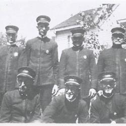 1930's Firemen